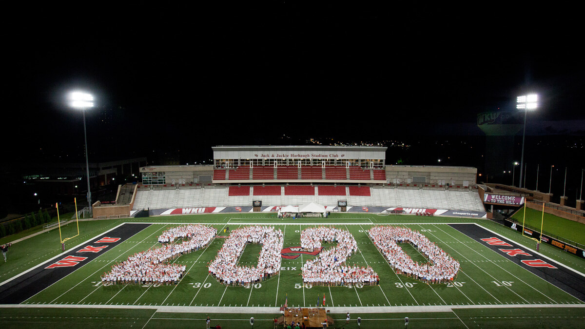 Welcome to to WKU - Class of 2020