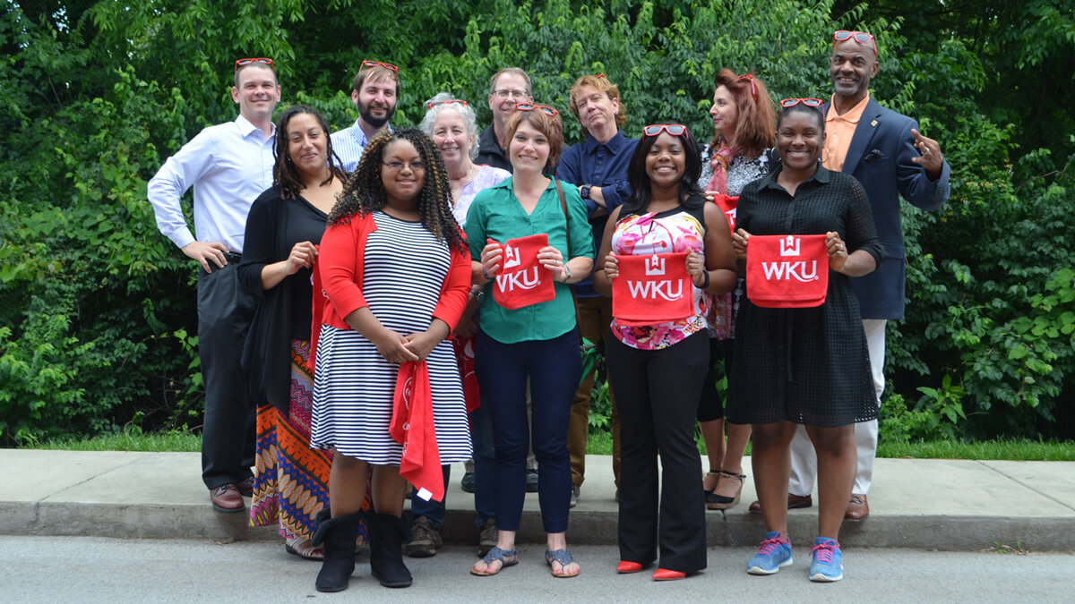 WKU Social Responsibility & Sustainability Students