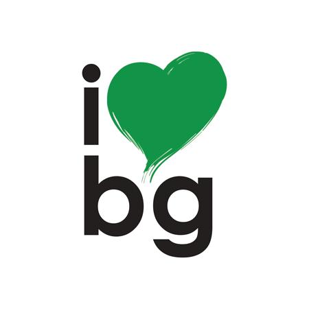 iheartbg logo. We love Bowling Green ...