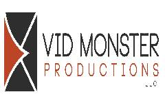Vid Monster Productions Logo