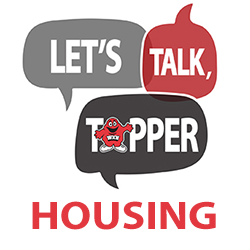 Let's Talk Topper: Housing