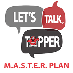 Let's Talk Topper MASTER Plan
