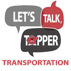Let's Talk Topper Transportation