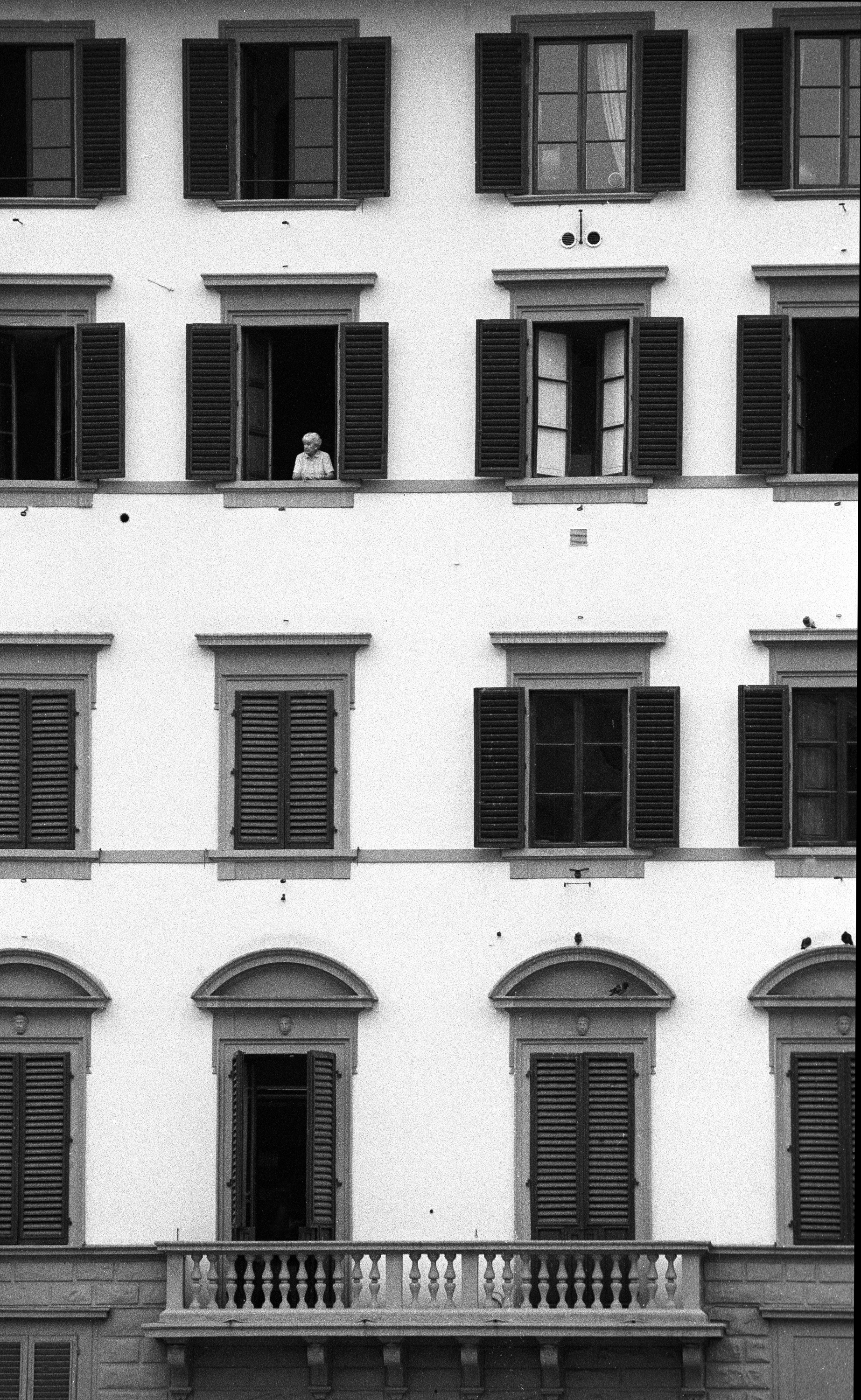 The Beauty of Doing Nothing by Sarah Wright (Florence, Italy)