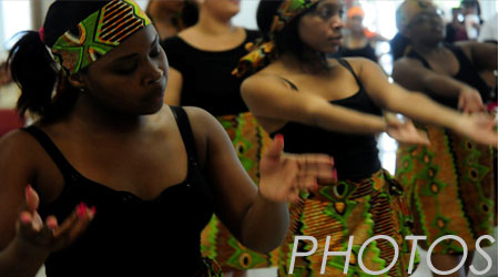 african dance photo
