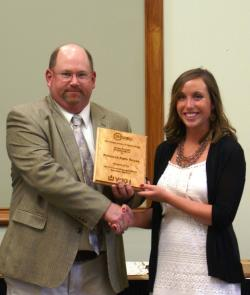 Rebecca Kate Royse- Outstanding Agricultural Education Student