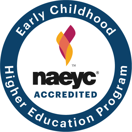NAEYC Higher Education Seal
