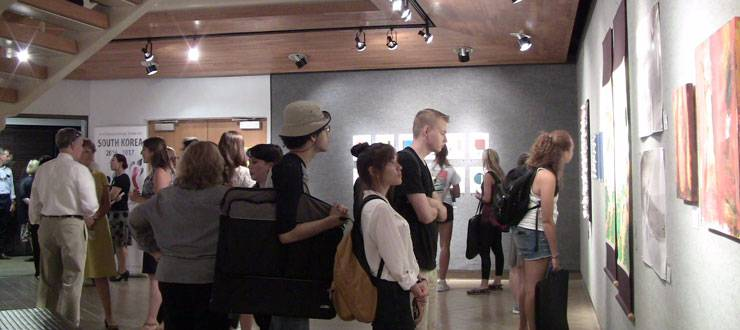 WKU Department of Art Fall 2016 Graduating Students Exhibition