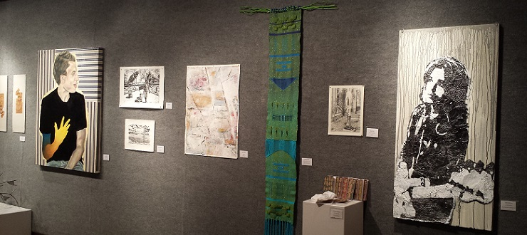 Fall 2015 Student Juried Exhibition