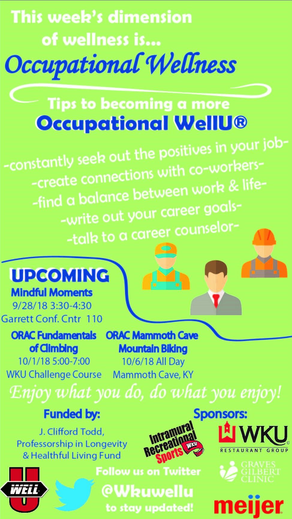 WellU Newsletter   Western Kentucky University