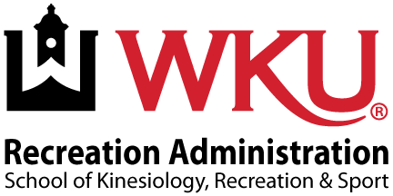 WKU Recreation Administration logo - KRS