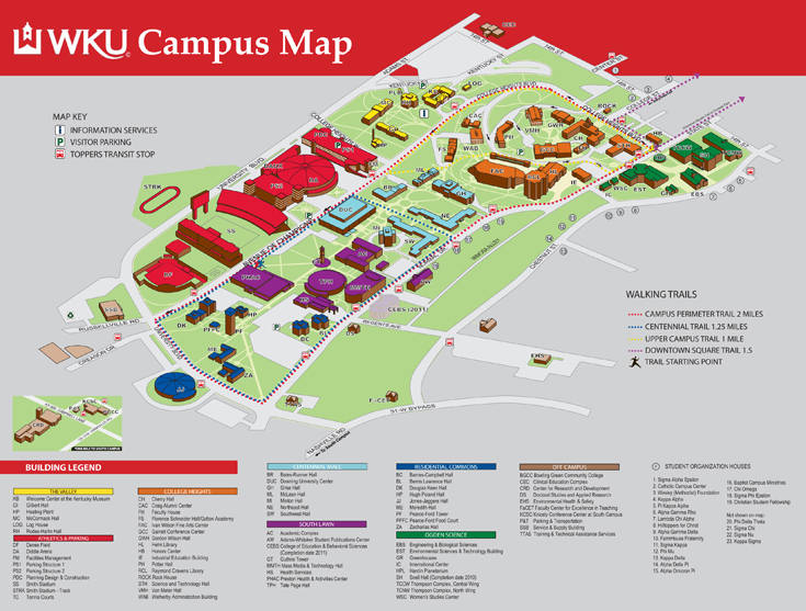 Wku Campus Map Bachelor of Science in Business Data Analytics | Western Kentucky