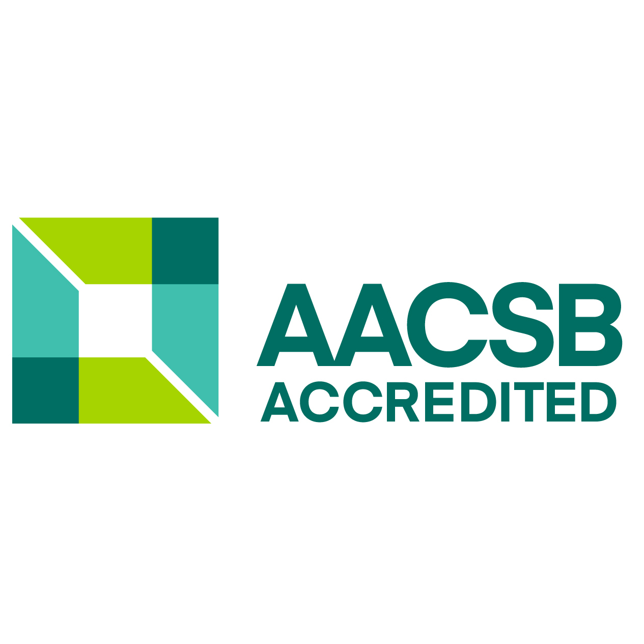 Accreditation by AACSB International