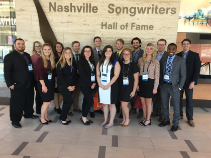 FPA Students in Nashville