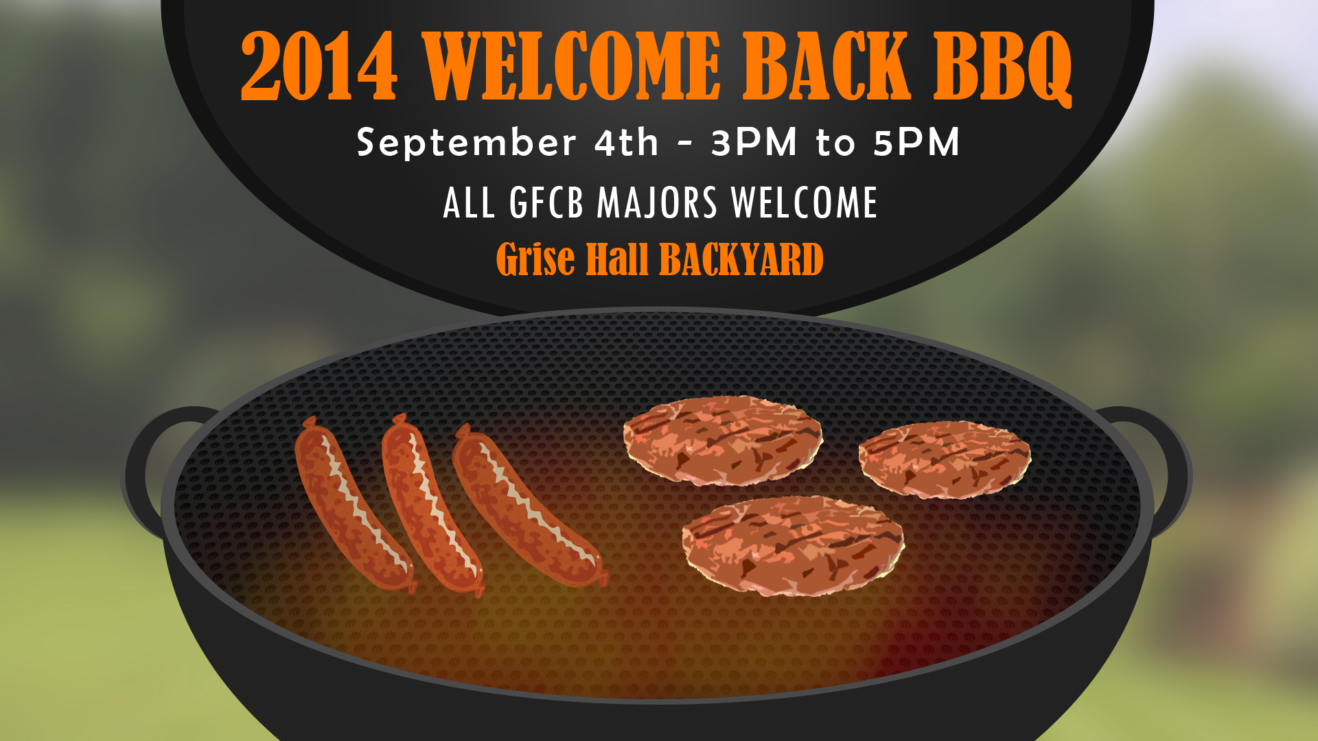 Welcome back BBQ.