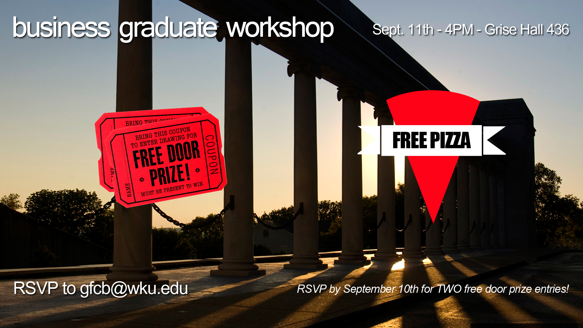 Graduate Student Workshop