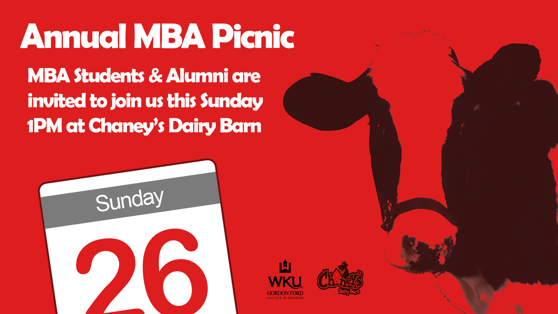 Annual MBA Picnic