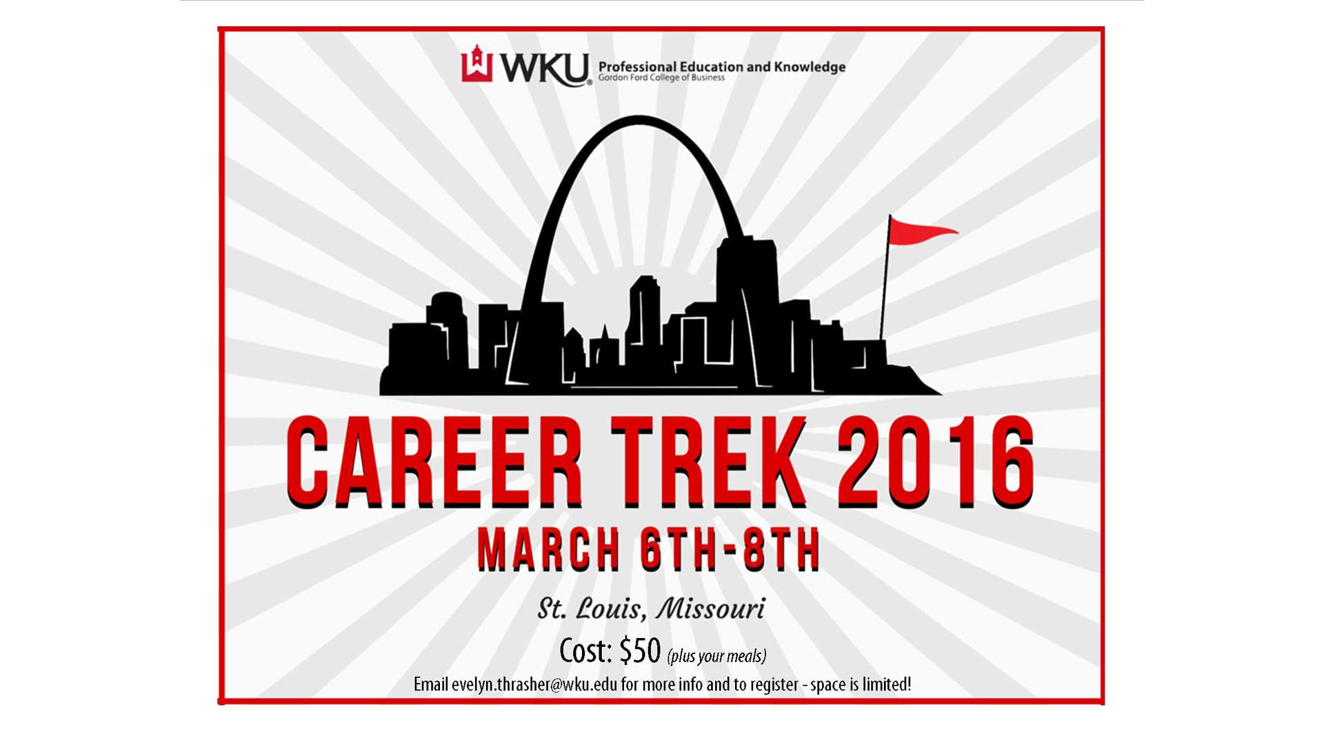 2016 Career Trek