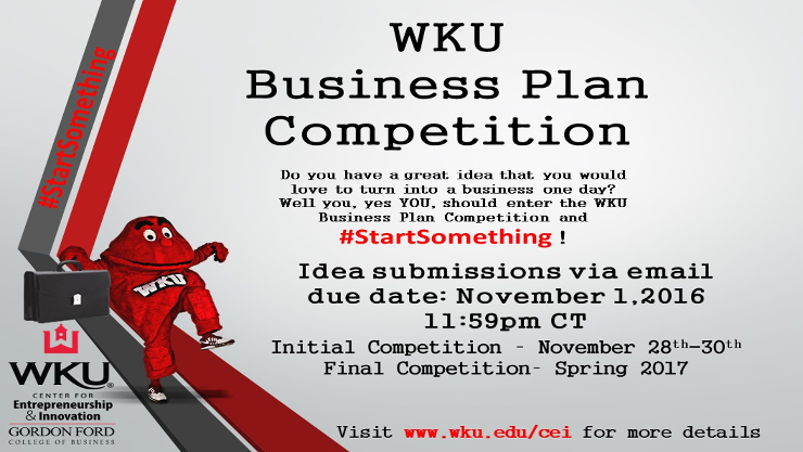 WKU Business Plan Competition