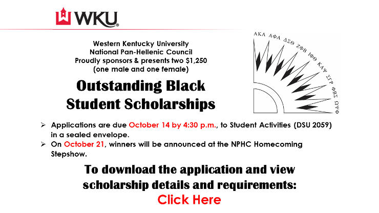 NPHC Scholarships