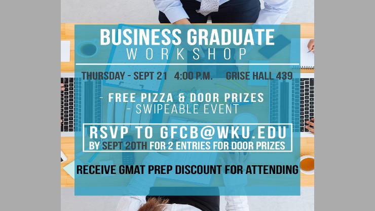 Business Graduate Workshop