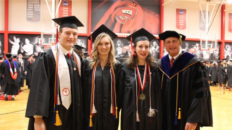 December 2016 Graduates