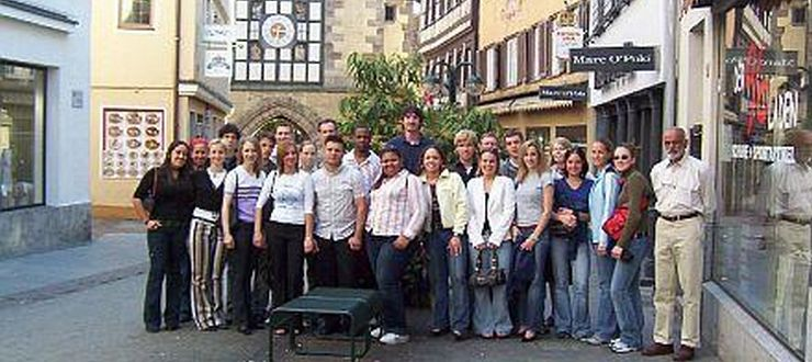 Study Abroad Program to Reutling Germany Summer 2004