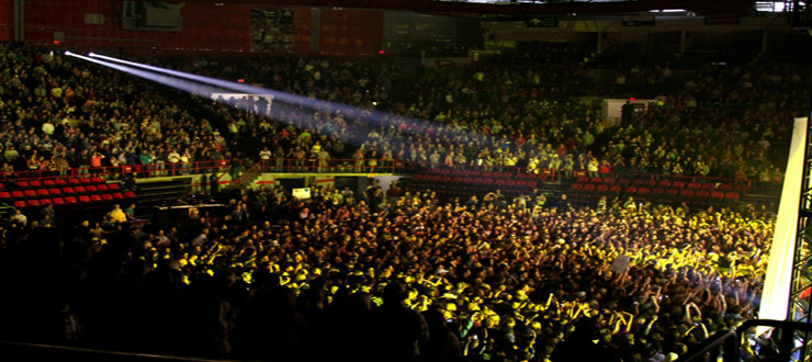 WKU Homecoming Concert 2011