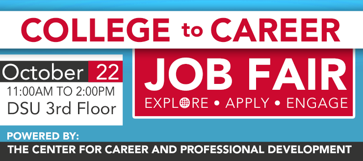 Fall 2014 college to career fair