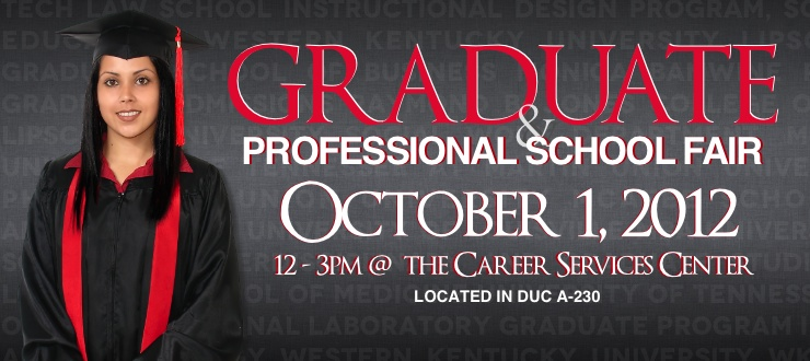 WKU Career Services - Graduate and Professional School Fair