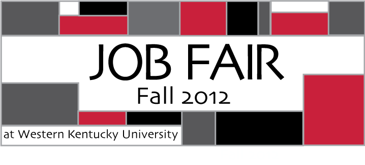 Job Fair Fall 2012
