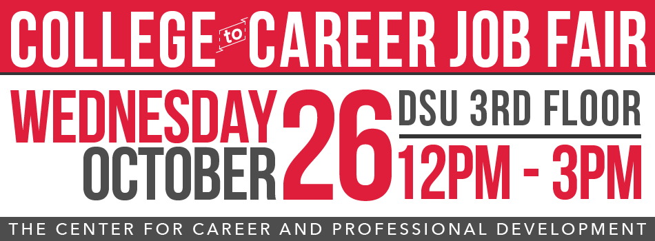 College to Career Job Fair