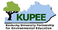state logod for Kentucky University Partnership for Environmental Education