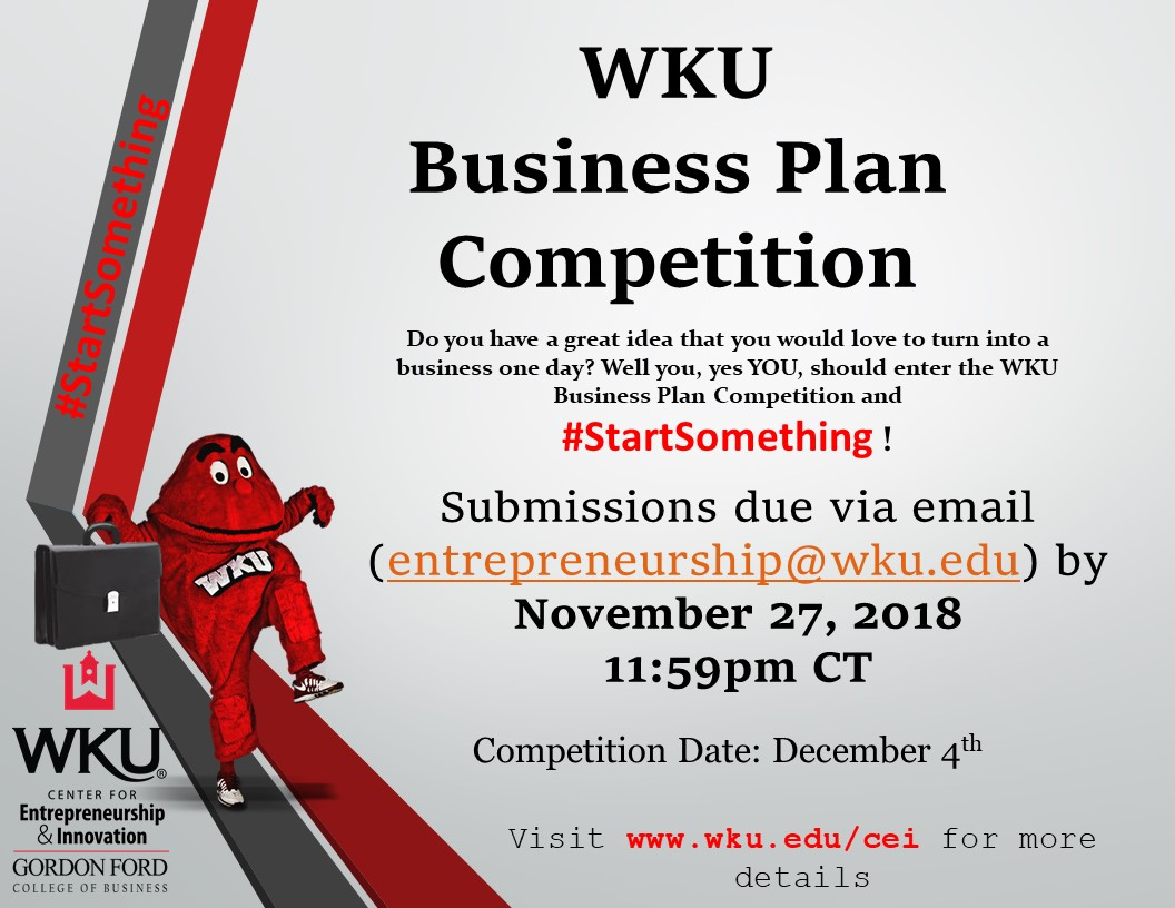 business plan university