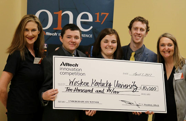 Alltech Innovation Competition Winners