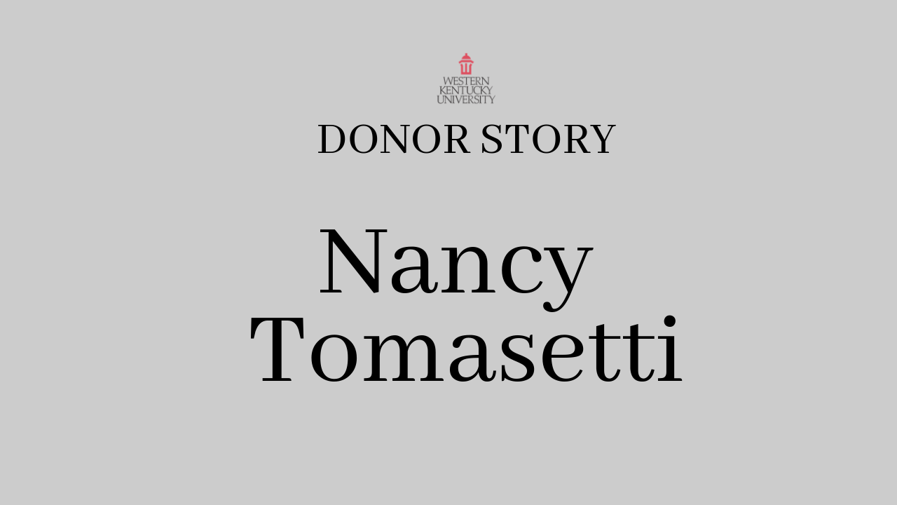 Donor Story Nancy Tomasetti Video Preview