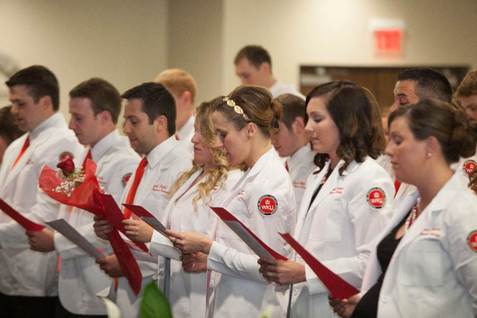 Doctor of Physical Therapy White Coat Ceremony
