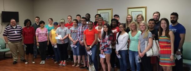 Long Term Care Students Visit Barren River