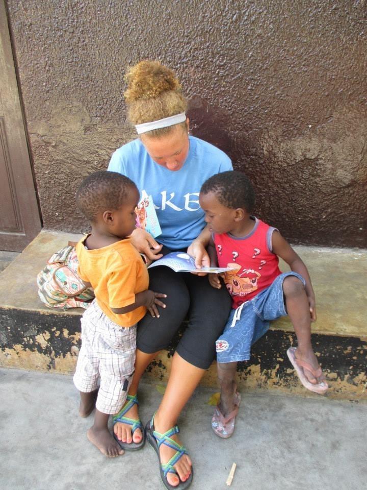 Public Health Students Visit Tanzania