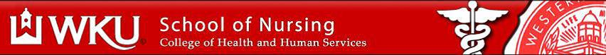School of Nursing Banner