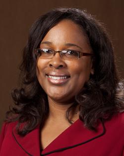 Dr. Tina Peterson