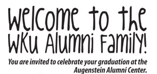 Alumni Welcome