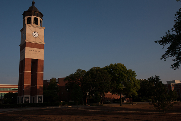 Guthrie Bell Tower - South Lawn