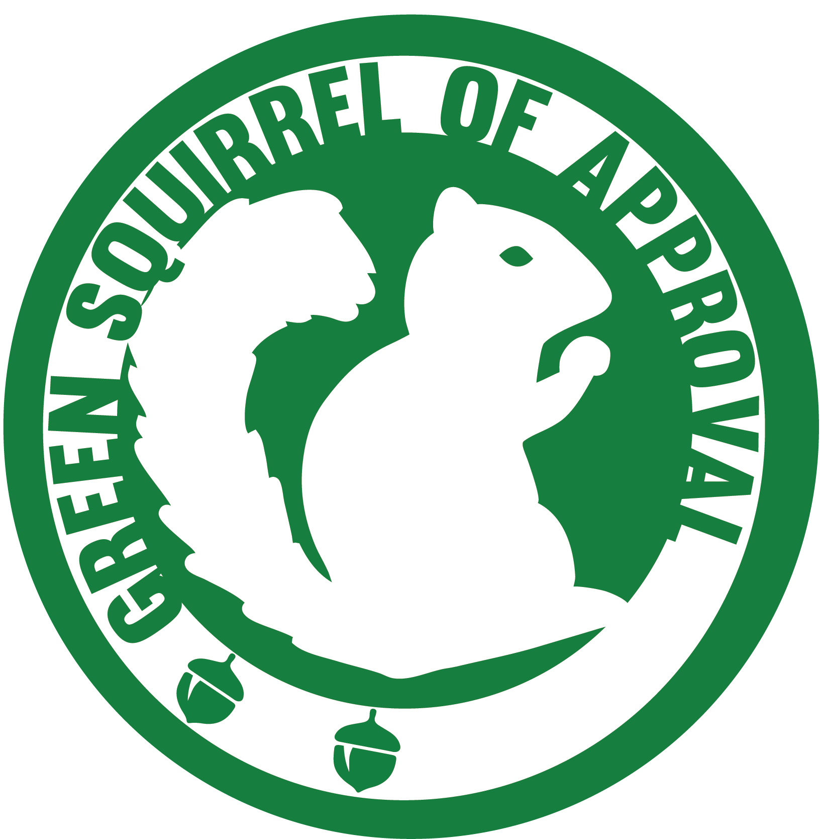 Green Squirrel Approval Level 2