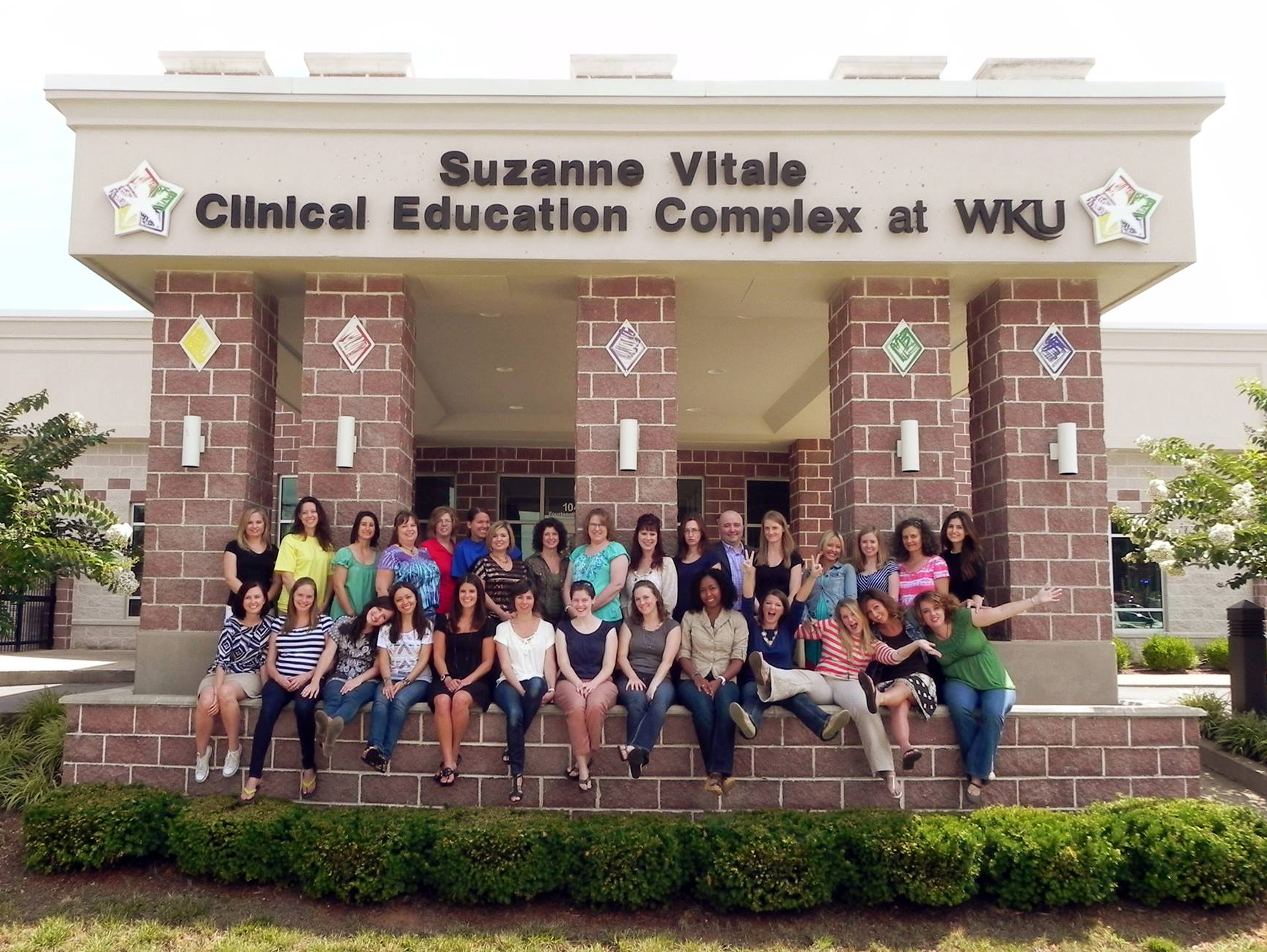 Distance Learning Worldwide cohort Web 10 during the Clinical Internship