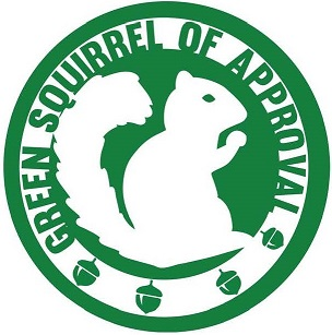Green Squirrel Logo