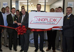 Innoplexx Ribbon Cutting