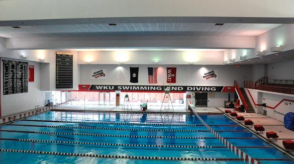 Preston Health & Activities Center Natatorium