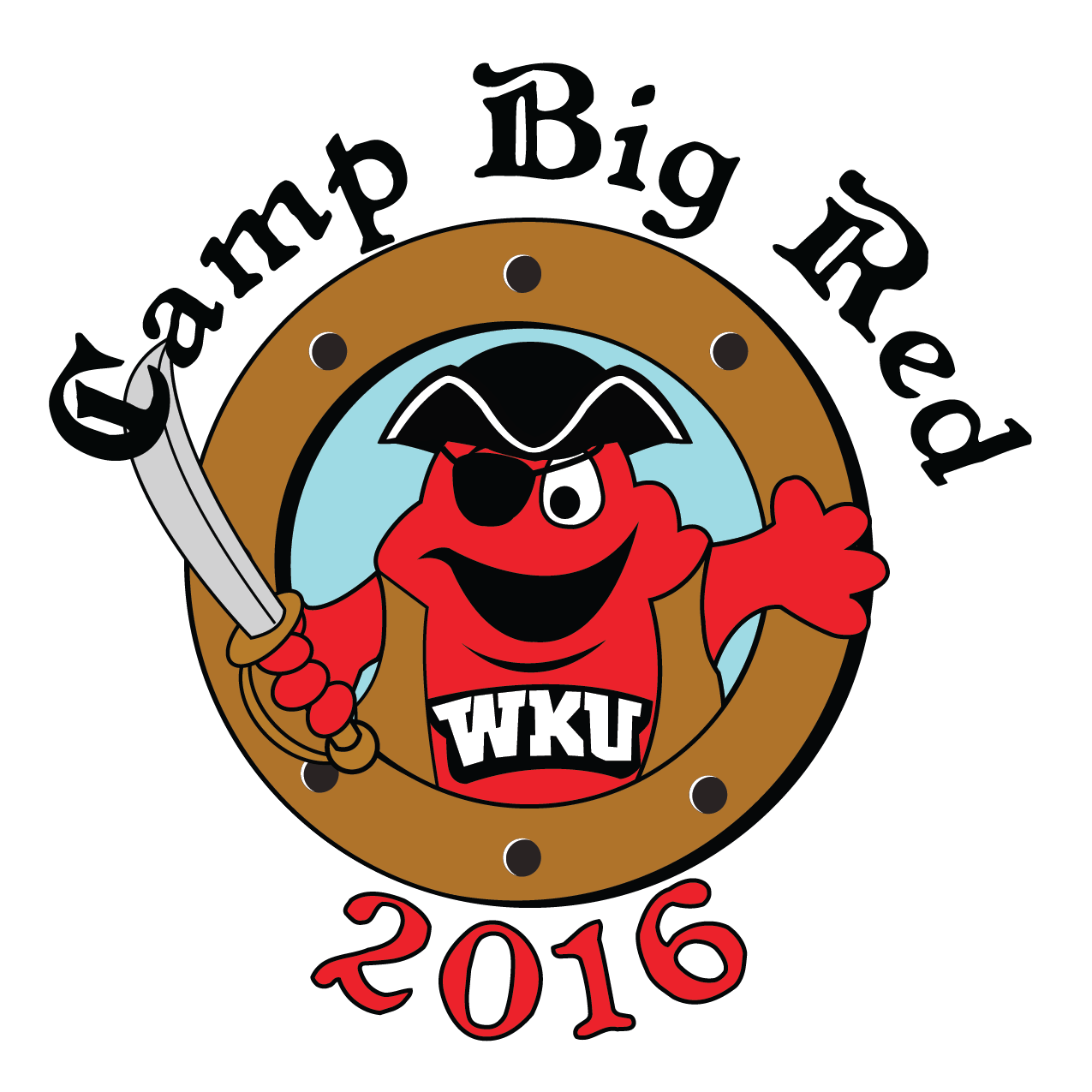 Camp Big Red 2016