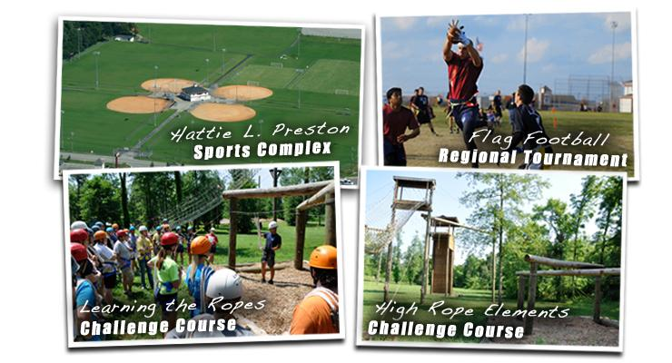 Challenge Course & Outdoor Complex